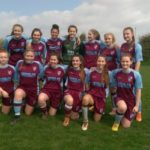 *Update* Milton Ladies U18's win the Thames Valley Counties Women's Football League, with 3 games in hand.